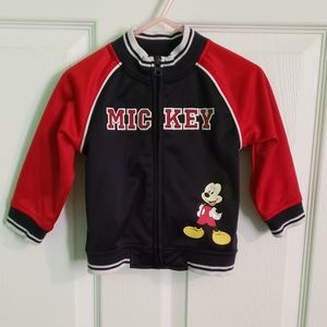 Disney Mickey Mouse Jacket size 9-12 Months